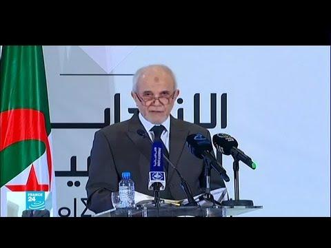 نتائج التصويت للمترشحين الخمسة للرئاسة الجزائرية  - نشر قبل 60 دقيقة