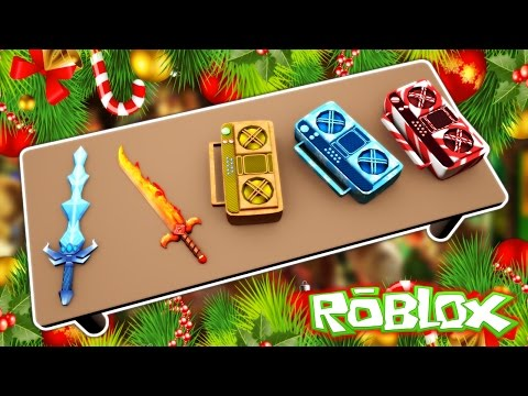 CRAFTING TUTORIAL!!! (NEW MM2 UPDATE) | MM2 Christmas Event