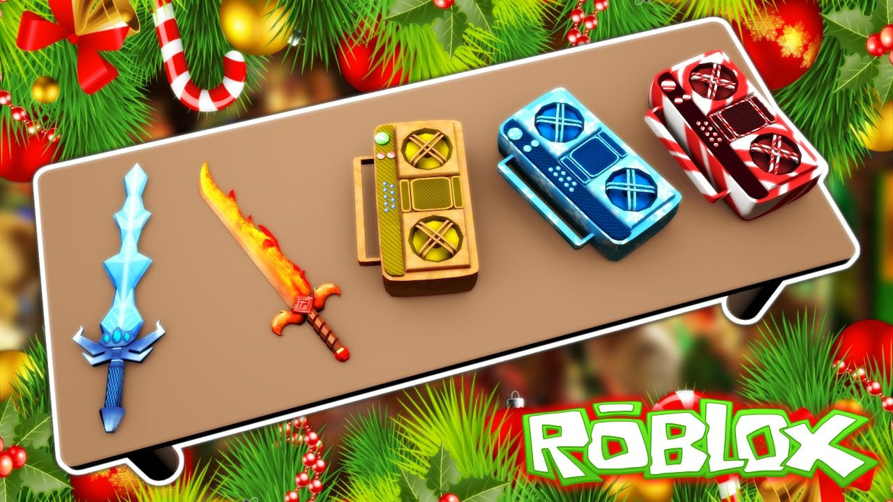 CRAFTING TUTORIAL!!! (NEW MM2 UPDATE) | MM2 Christmas ...