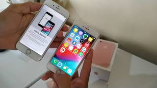 #6 Unboxing do Aliexpress iPhone 7 256gb OLHA NO QUE DEU!!!