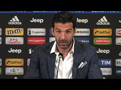 Calcio, Buffon: ''Lascio anche la Nazionale. Il 4 giugno non giocherò Italia-Olanda''