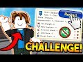 Lagu STARTING OVER WITH NO ROBUX CHALLENGE!  ROBLOX: Super Power Training Simulator