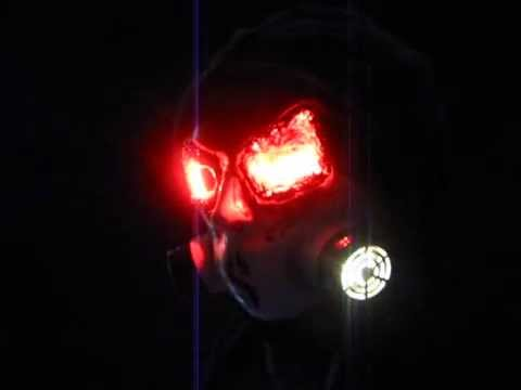 jdog mask hollywoodundead youtube