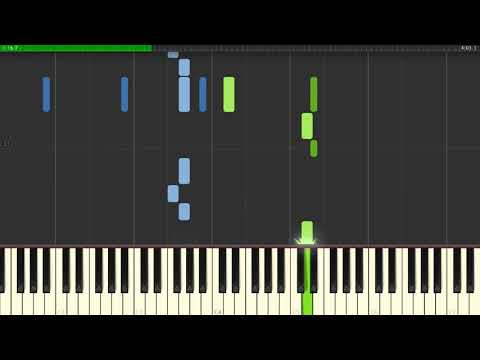 Maroon 5 feat. A$AP ROCKY - Whiskey - Piano Tutorial (Sheets)