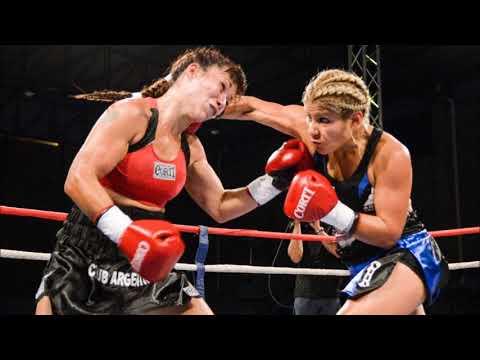 Entrevista a la Boxeadora Liz Crespo por: Nico Jaime.