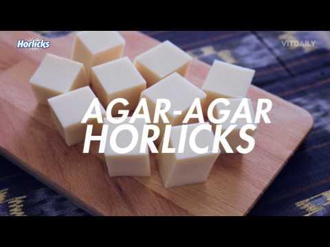 Kek Batik & Agar-Agar Horlicks
