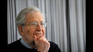 Noam Chomsky On Trump & Bernie In 2018