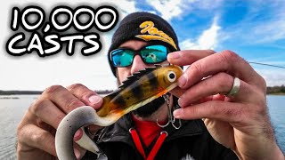 A BEGINNER Goes Muskie Fishing (I HAD to get WET) Ep. 1