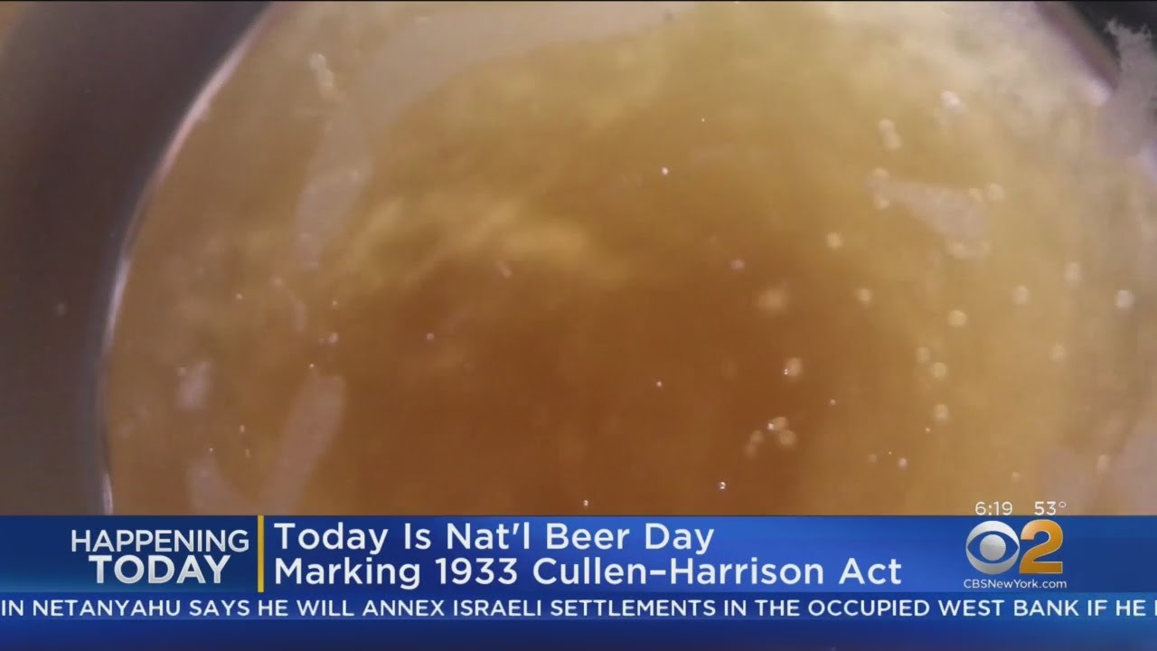 Today is National Beer Day . . . Here's how much people drink in a ...