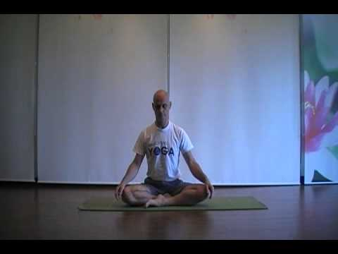 magic pond yoga Ι beginner evening routine with ron