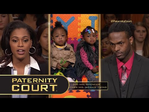 Love Triangle Resulted in Twins (Full Episode) | Paternity Court