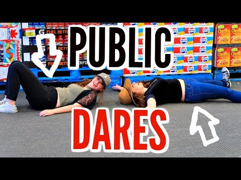 EXTREME Truth Or Dare In Public: Walmart Pranks (EMBARRASSING)