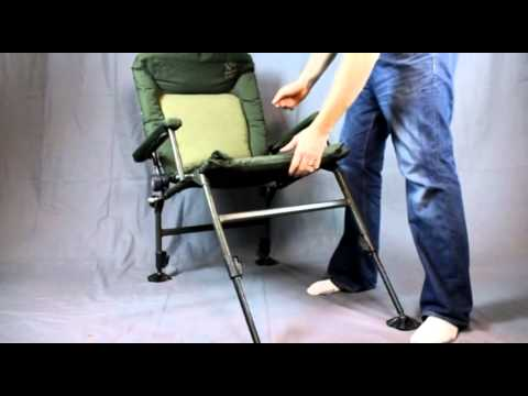 Nash Indulgence Hi-Back Chair Review
