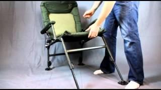 Nash Indulgence Hi-Back Chair Review