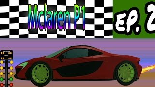 [Roblox: Simulatore di veicolo] ( Mclaren P1 ) MAX DRAG RACING OGNI AUTO 2 ep.