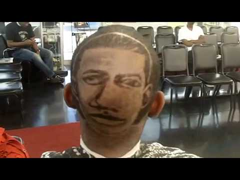 Why Everyone Aint Meant To Cut Hair This Guy Gets Drakes