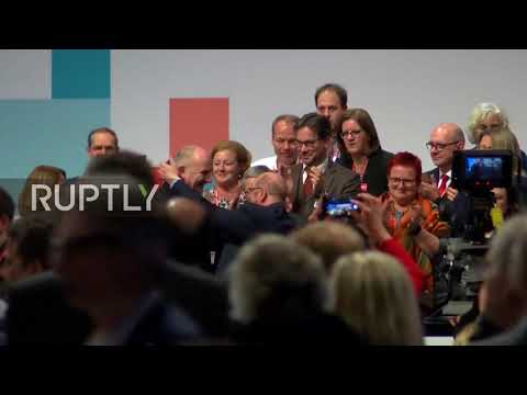Germany: SPD-CDU coalition imminent after 82% cast 'yes' vote