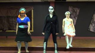 Gambar cover Oct. 24 2014 DL Spoofla - 09 Sarah's Halloween Troupe