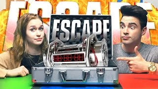 DIY escape room