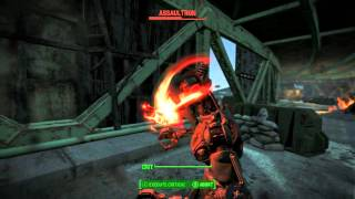 Fallout 4 Long Road Ahead Finding Barnes and Winlock