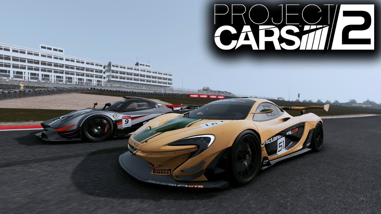 Project cars 2 gameplay fastest car in the game 1000 - Project cars mclaren p1 ...