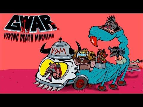 """GWAR """"Viking Death Machine"""" (OFFICIAL VIDEO)"""