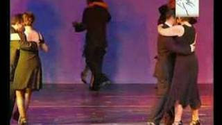 yalçın yılmaz ve ögrencileri  tango gösterisi