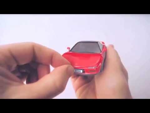Quảng cáo ô tô cực kỳ sáng tạo của Honda