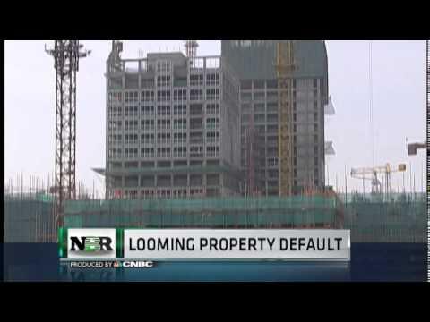 China Developer Defaults