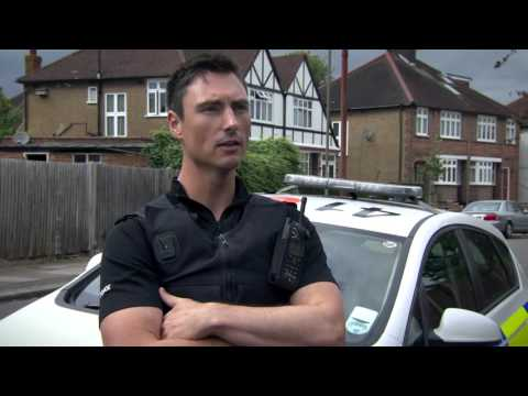 Hertfordshire Police Bravery Award winner 2015