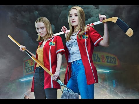 YOGA HOSERS - Double Toasted Audio Review