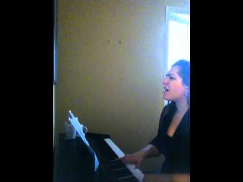 Piano/Vocal cover of Pantera's