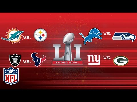 Wild Card Weekend Playoff Preview: #1 Reason Each Team Can Win | NFL NOW