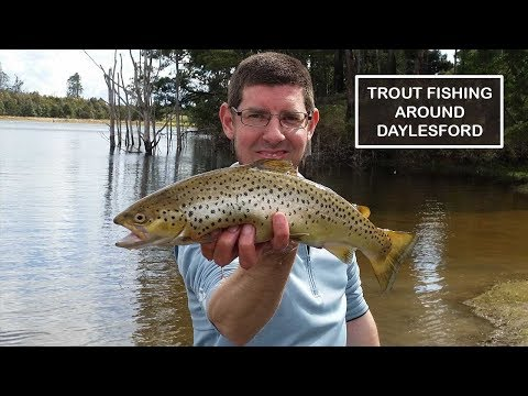 Trout Fishing Around Daylesford
