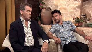 Mamma Mia Here We Go Again   Full Interview