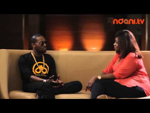 NdaniTV: Dbanj on The Juice - Part 1