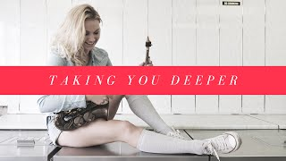 Julia Harrison Saxophone - Taking You Deeper
