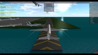 Roblox DLH B748 Disaster?