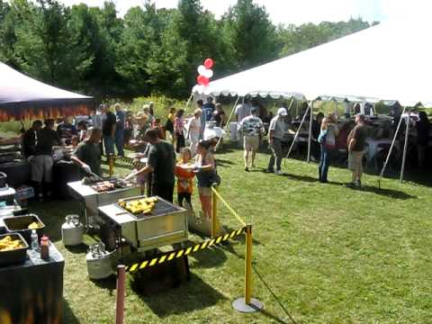 Backyard BBQ Catering Event   Full Service   Aprox 300 Guests