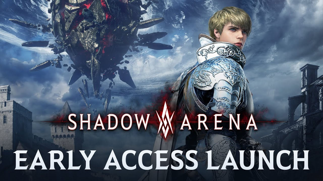 Early Access Launch Trailer | Shadow Arena