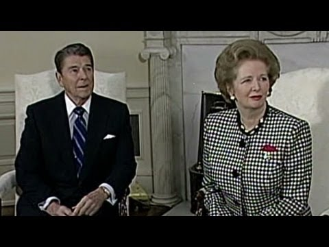 Thatcher and Reagan's special relationship