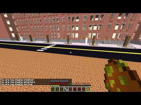 minecraft  eğlenceli mod tanıtımı  godzilla modu  king kongking ghidorah part 2
