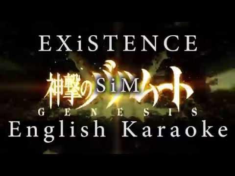 Existence Karoke TV Size [English]