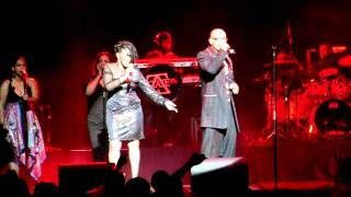 Bunny DeBarge at The Detroit Opera House on 6/11/11