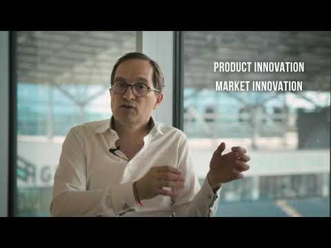Peter Hinssen on the 4 types of innovation