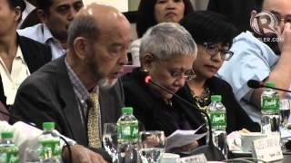 Former UP President, Napoleon Abueva on Bangsamoro Bill