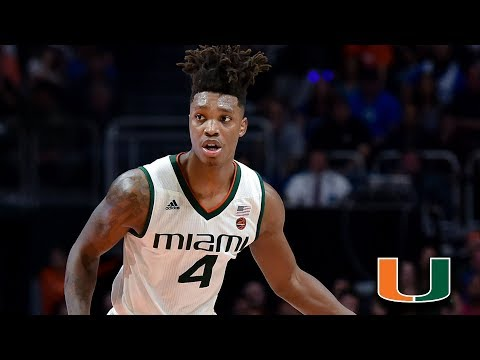 Miami's Lonnie Walker Is Coming On Strong