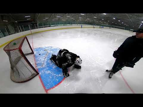 """""""RIGHT IN THE NUTS!""""   Shootout Dangles & 1 On 1 GoPro Hockey"""