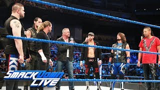 The Money in the Bank Ladder Match participants get fired up: SmackDown LIVE, May 23, 2017