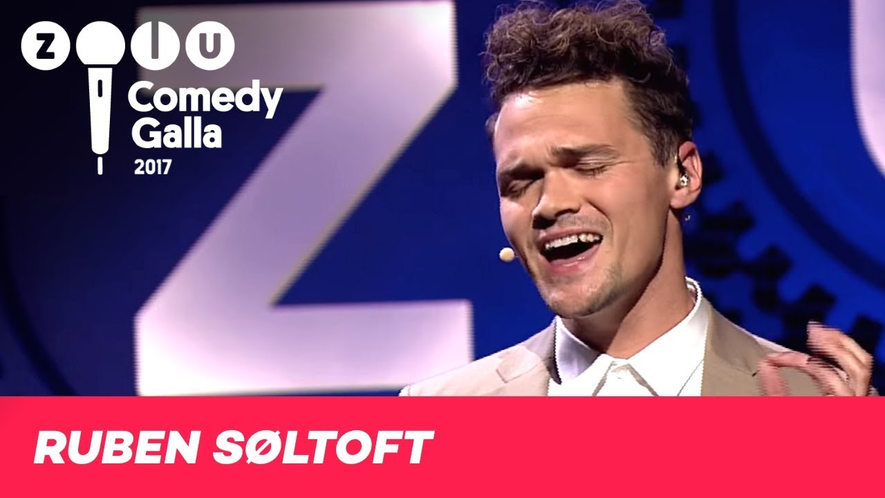 ZULU Comedy Galla 2017 - Ruben Søltoft
